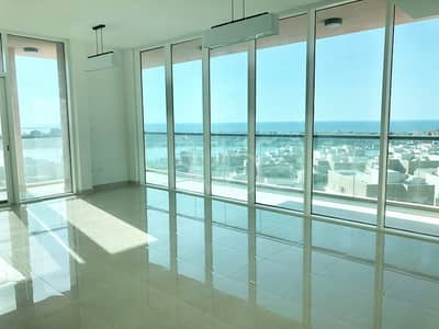 3 Bedroom Flat for Rent in The Marina, Abu Dhabi - Astonishing View From Every Single Room