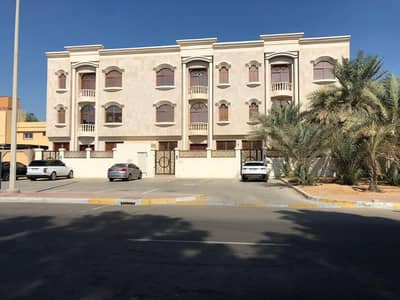 7 Bedroom Villa for Rent in Al Mushrif, Abu Dhabi - VILLA 2 BIG LIVING HALLS 7 BEDROOMS  7 BATHROOM 5 CAR PARKING IN AIRPORT ROAD 185,000/YEARLY