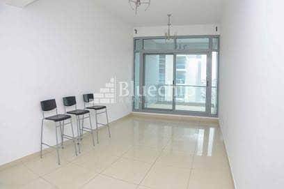 1 Bedroom Apartment for Rent in Dubai Marina, Dubai - Large 1 BR? Marina residence ?Pool view?