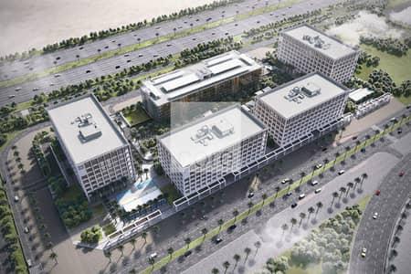 Office for Rent in Dubai Hills Estate, Dubai - Shell and Core Office | Burj Khalifa View