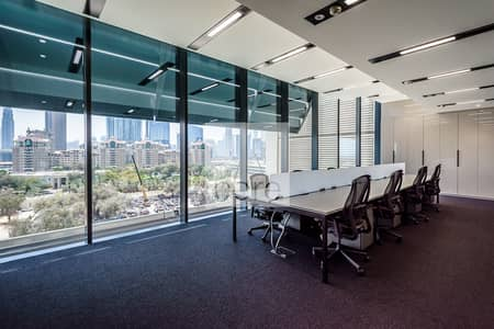 Office for Rent in DIFC, Dubai - Office with fast lease process in Index