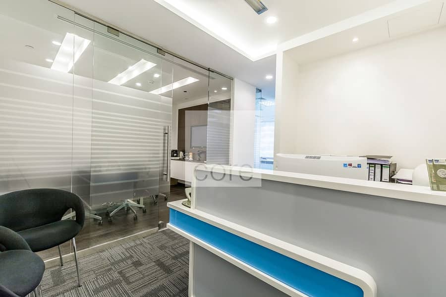 Fully Fitted Office | Mid Floor | DMCC