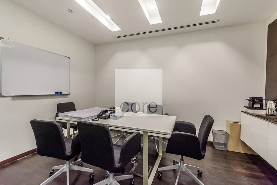 2 Fully Fitted Office | Mid Floor | DMCC