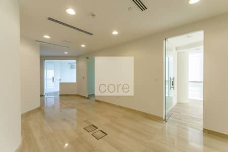 Office for Rent in Jumeirah Lake Towers (JLT), Dubai - Fitted and Partitioned Office | High Floor