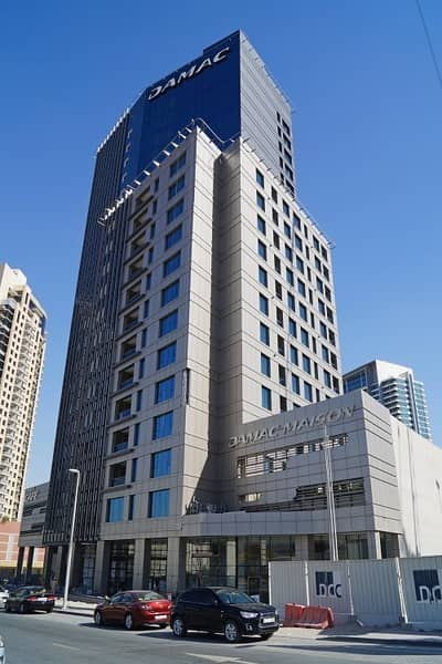 استوديو  للبيع في الخليج التجاري، دبي - شقة في أبراج كابيتال باي الخليج التجاري 650000 درهم - 2784943
