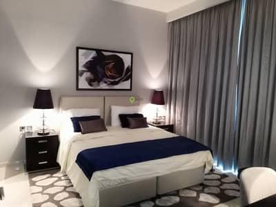 1 Bedroom Flat for Rent in DAMAC Hills (Akoya by DAMAC), Dubai - Furnished 1 BR in Golf Veduta Damac Hills - AED70