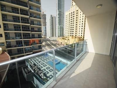 1 Bedroom Apartment for Rent in Dubai Marina, Dubai - Large 1bdr apartment with Marina view