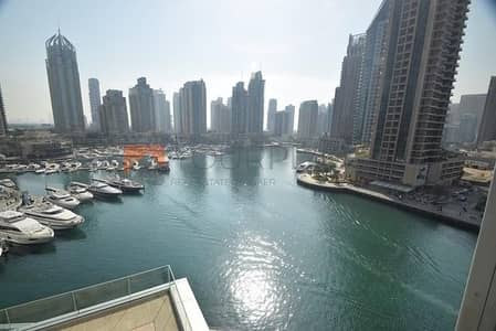 1 Bedroom Apartment for Rent in Dubai Marina, Dubai - Fully Furnished Upgade 1BR Cayan Tower