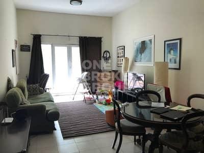 شقة 1 غرفة نوم للبيع في ديسكفري جاردنز، دبي - Unfurnished 1BR Apt