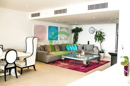 4 Bedroom Flat for Sale in Al Raha Beach, Abu Dhabi - Lowest Offer!4BR Duplex W/ Full Sea View