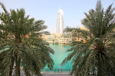 2 Bedroom Apartment for Sale in Downtown Dubai, Dubai - Low Floor 2BR | Full Burj and Lake Views