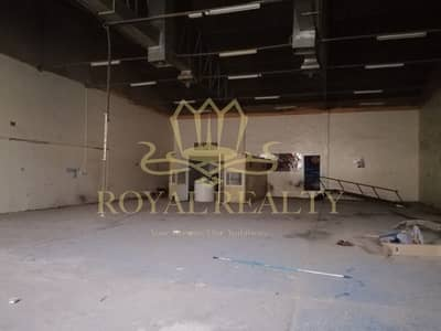 Well Maintained Warehouse in Ras Al Khor