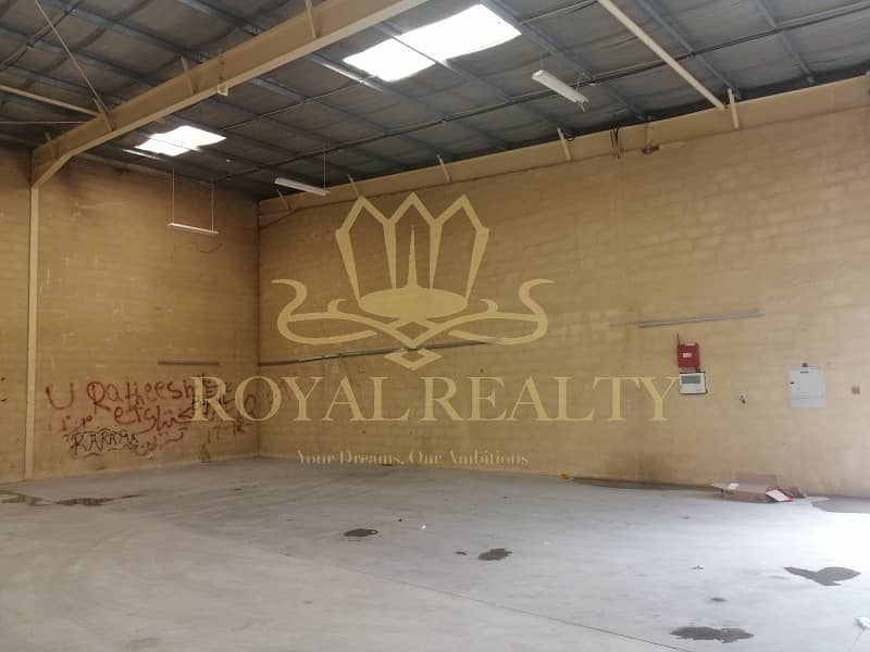 2 Well Maintained Warehouse in Ras Al Khor