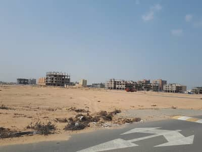 Plot for Sale in Al Manama, Ajman - RESIDENTIAL PLOT IN AL MANAMA -4 , AJMAN FOR SALE BEST LOCATION CONNECTING TO ALL HIGHWAYS