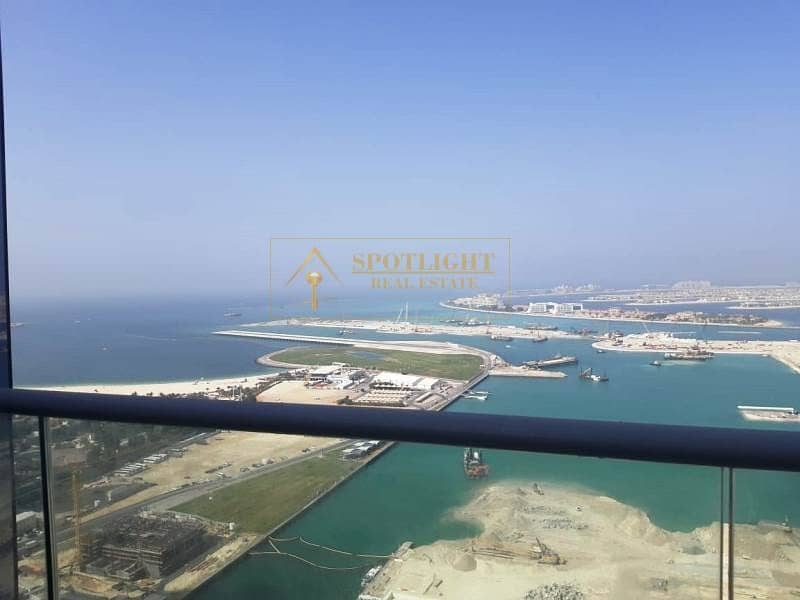 2 Aspiring Full Sea View  | Brand New | Vacant 2BR | Best Deal Damac Heights