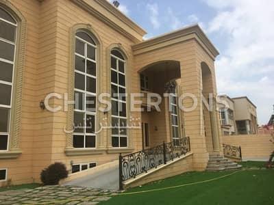 9 Bedroom Villa for Rent in Al Nahyan, Abu Dhabi - 9 Master Bedroom Private Pool Basement Parking