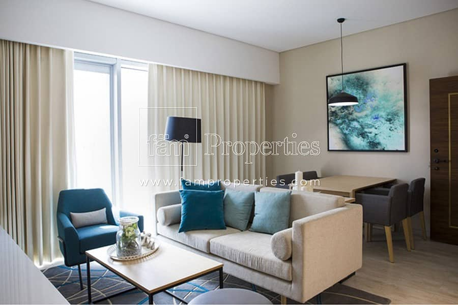 1 Furnished 1BR Apt. | Mont Rose Residence