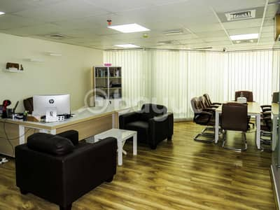 Office for Rent in Al Nahda, Dubai - Office Space with Good View