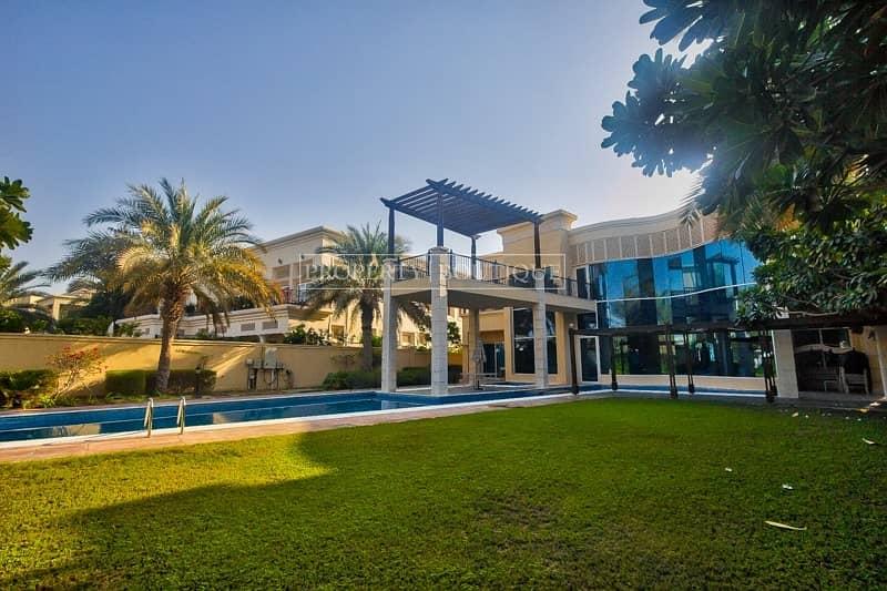 Proud to Present This Beautiful Emirates Hills Villa