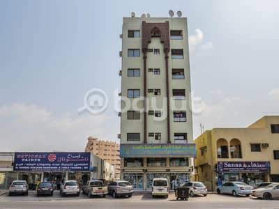 شقة غرفة وصالة بمساحه ممتازه للايجار بمنطقة البستان - ليواره 1 -عجمان