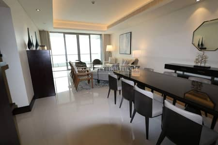 2 Bedroom Apartment for Rent in Downtown Dubai, Dubai - Full Burj and Fountain View | 2Bed | Mid Floor