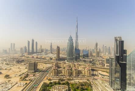1 Bedroom Flat for Sale in DIFC, Dubai - Burj Khalifa View   High Floor 1Bed   Vacant Soon