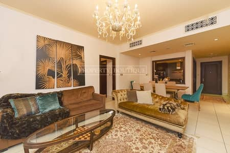 3 Bedroom Apartment for Rent in Old Town, Dubai - Multiple Cheques
