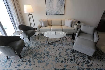 2 Bedroom Apartment for Sale in Downtown Dubai, Dubai - Corner Unit   Full Burj and Fountain View   2 Bed