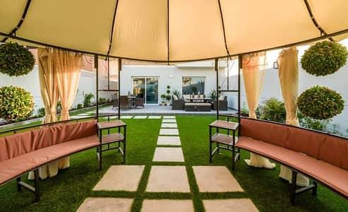 3 Bedroom Villa for Rent in Al Samha, Abu Dhabi - 3BR Villa 90k w/flexible payments.