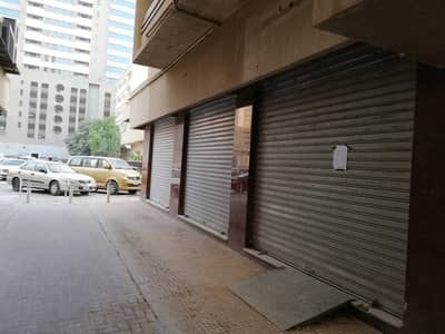 Shop for Rent in Al Wahda Street, Sharjah - 3 Shutter Shop available for Storage purpose