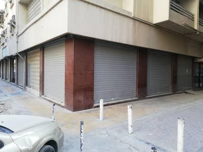 محل تجاري  للايجار في شارع الوحدة ، الشارقة - Main