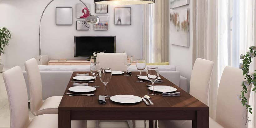 Excellent & Serviced Studio Apartment | Ready to Move | Easy Payment Plan