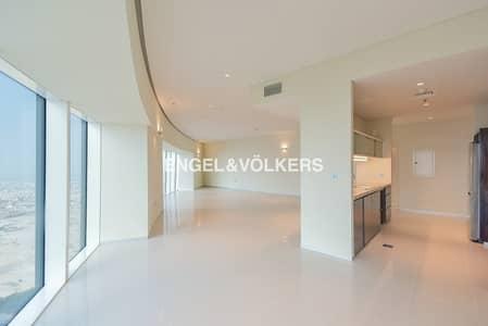 فلیٹ 3 غرفة نوم للايجار في شارع الشيخ زايد، دبي - Modern finishing | Spacious | Chiller free