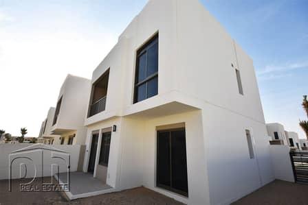 4 Bedroom Villa for Rent in Town Square, Dubai - Corner Plot - Near Pool and Park - Brand New