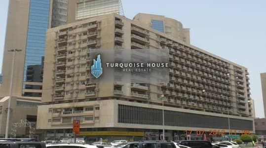 مکتب  للايجار في ديرة، دبي - مكتب للايجار امام محطه الاتحاد