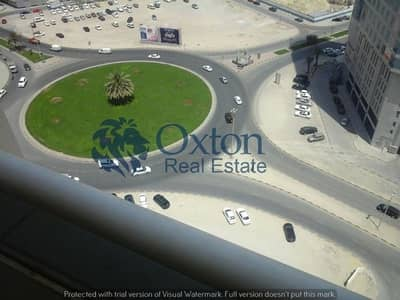 2 Bedroom Flat for Rent in Al Khan, Sharjah - Huge Size 2 Bed Room apartment with Balcony