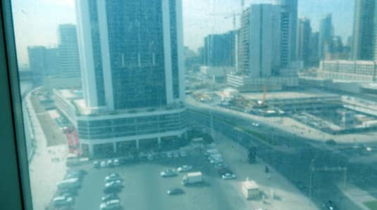 Office for Sale in Business Bay, Dubai - Partial Lake View Shell and Core office for Sale