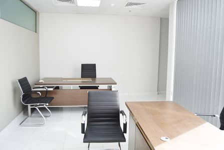 Office for Rent in Business Bay, Dubai - 100sqft Ofc Space for rent No Commission