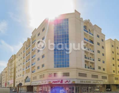 "2 Bedroom Flat for Rent in Muwaileh, Sharjah - 2 BHK Apartment  with Free Parking ""Direct Owner"""
