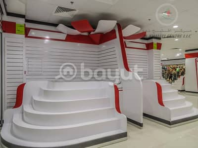 Shop for Rent in Bur Dubai, Dubai - NEW RATE OFFER for a UNIQUE Kiosk Counter Available for Retail Business