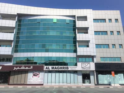 Office for Rent in Al Mamzar, Dubai - Spacious/ Fitted office space in Al Mamzar opposite Al Mulla plaza