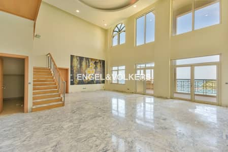 4 Bedroom Penthouse for Sale in Palm Jumeirah, Dubai - Sea View | Duplex Penthouse | Beach Side