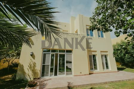 3 Bedroom Villa for Rent in Arabian Ranches, Dubai - Corner plot