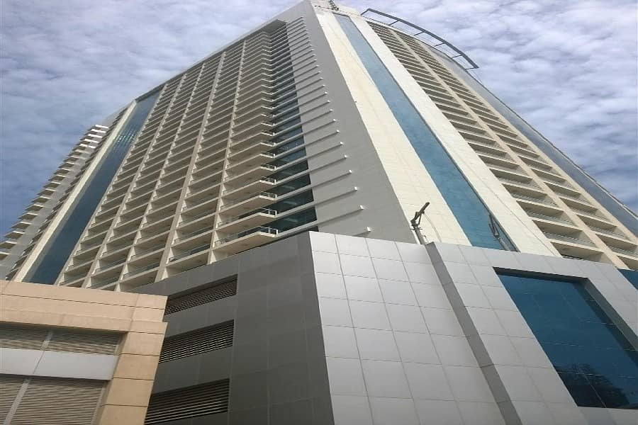 10 Spacious Studio for sale in Downtown Ready vacant with balcony lower floor