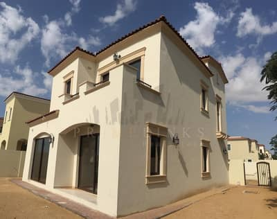 3 Bedroom Villa for Sale in Arabian Ranches 2, Dubai - Best price for single row | Brand new