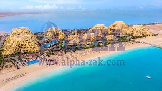 Astounding Sea View|1BR|Kahraman|Bab Al Bahr|