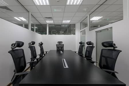 Office for Rent in Sheikh Zayed Road, Dubai - Pioneer Business Center