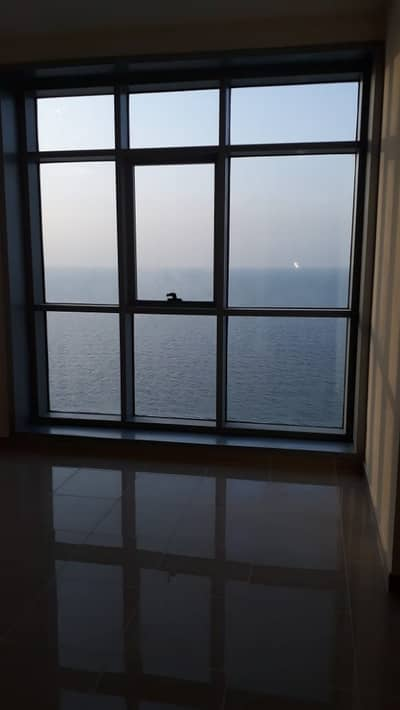 2 Bedroom Flat for Rent in Corniche Ajman, Ajman - Fully Sea View 2 Bed Room Apartment Available With Parking For Rent in Ajman Cornish Area