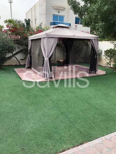 4 Bedroom Villa for Rent in Al Garhoud, Dubai - Well Maintained 4beds Villa in Garhoud Near Park