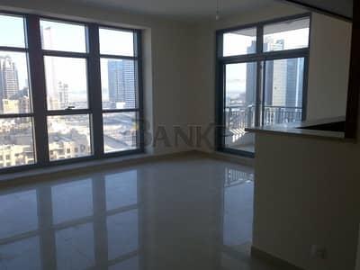 1 Bedroom Flat for Rent in Downtown Dubai, Dubai - Spacious Claren Tower 1 - 1 BR+Study w/ Boulevard View